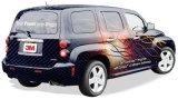 Haute résolution étanche Car Graphic DIY Custom Car Graphics Wraps Printing