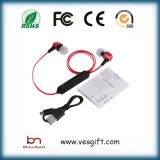 Auricular inalámbrico con mejor puntuación Sport auricular de Bluetooth