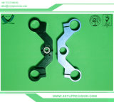 Peças feitas à máquina torno de giro verticais do CNC
