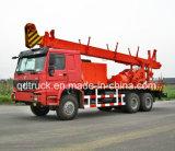 camion drilling del pozzo d'acqua di 200-400m, piattaforma di produzione del pozzo d'acqua del camion