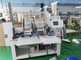 2 Heads вышивальная машина использовано Tajima Дизайн