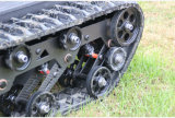 Rubber Crawler RC Robot Chassis (K01SP10SCS1)