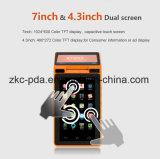 Dispositivo baseado Android da posição do pagamento do leitor de cartão do bilhete de barramento NFC