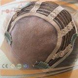 Omber 색깔 다중 방향 작풍 머리 피스 Toupee (PPG-l-0331)