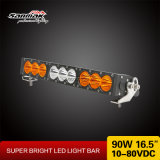 "Nouveau Design 17 ""Single IP68 Rally LED Driving Light Bar"