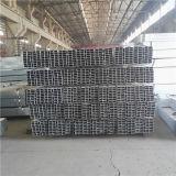 tubos cuadrados Pre-Galvanizados milímetro 20X20X0.75 para el mercado de Myanmar