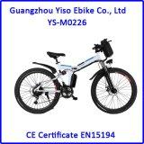 Bicyclette électrique bon marché des prix économiques/montagne électrique/bicyclette se pliante de Chine