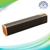 Schokoladen-Form Soundbar NFC Anschluss drahtloser Bluetooth Lautsprecher