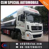 caminhão de tanque do transporte do leite do petroleiro do caminhão do leite de 28m3 29m3 30m3