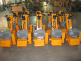 machine van de Scarificator van het Asfalt van de Breedte van 250mm de Werkende Concrete voor Verkoop