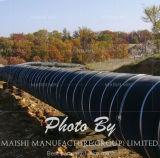 Le PEHD Rockshield filet à mailles de revêtements de pipeline