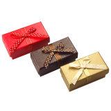 Rectángulos de papel promocionales del alimento/del caramelo/del chocolate