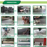 Colchón de resorte de rectángulo con alta calidad