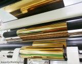 La película de poliéster metalizado colorida decoración