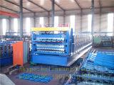 Alto rodillo competitivo de tres capas que forma la formación del rodillo de la máquina/tres diseños