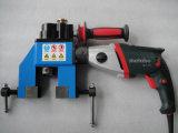 Beweglicher pneumatischer Rohr-Ausschnitt und abschrägenmaschine für Metallrohr
