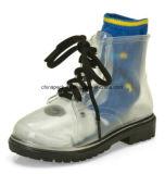 De Laarzen van pvc van de Laarzen van de Regen van kinderen voor Jong geitje