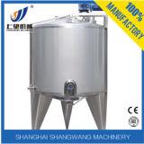 Het Sanitaire Roestvrij staal die van uitstekende kwaliteit Tank mengen
