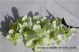 베스트셀러 고품질 실크 가짜 꽃 가정 훈장을%s 인공적인 나방 난초 나비 난초
