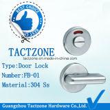 Hot Factory Modern Toilet Partition Accessories Precisão Casting Door Lock