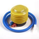 5 pulgadas de diámetro aire de la bomba de pie para los productos inflables
