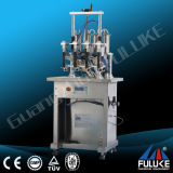 Linha de produtos do perfume de Fuluke que faz a máquina tampando de enchimento do perfume da selagem da máquina