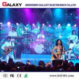 쇼, 단계, 회의 P2.98/P3.91/P4.81/P5.95를 위한 실내 임대료 LED 영상 벽 전시 화면