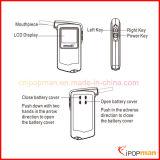 Sensor de célula de combustível Tester de álcool LED Breath Alcohol Tester Vending Breathalyzer