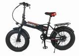 脂肪質の男の子の電気バイクを折る20インチ
