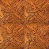 suelo de madera del modelo de 15m m DIY para la sala de estar