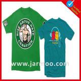 T-shirt sport imprimé logo personnalisé