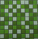 Material de construcción decorativo Art Glass Mosaic Wall Tile