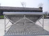 De ZonneCollectoren van de Pijp van de hitte voor het ZonneVerwarmingssysteem van het Water