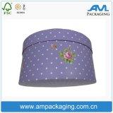 Morgens, das neuer Kasten-Entwurfs-verpackengefäß-Umlauf-Blumen-Kasten-Großverkauf verpackt