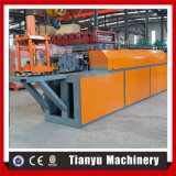 Porte chinoise de rouleau d'obturateur de fournisseur faisant former la ligne de production à la machine
