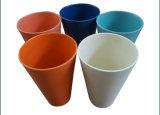 Bambusfaser-Cup mit umweltfreundlichem (YK-BC4054)