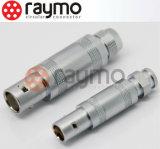 CCTVの製造者のための00s Ffa時代Ern 1 Pinの同軸コネクタ