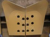 Morceau de moulage d'extrémité de bouteur des pièces de rechange 9W1875