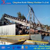 Fluss-Goldförderung-Kettenwannen-Bagger für Verkauf
