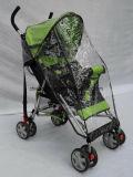 Europäischer Standard-Qualitäts-Baby-Spaziergänger mit Regen-Mantel
