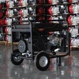 Alternateur 5kVA portatif de bloc d'alimentation mobile à la maison refroidi à l'air de bison (Chine) BS6500m (h) 5kw pour le générateur 220V