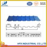 建築材料のための電流を通された鋼鉄屋根ふきのシートによって着色される屋根瓦