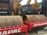 De gebruikte TrillingsWegwals van de Pers van de Machines van de Bouw van Dynapac Ca251d