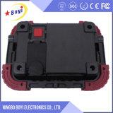 PANNOCCHIA portatile che determina l'indicatore luminoso Emergency ricaricabile 5W di tensione 3V LED