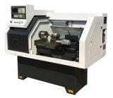 Ck6130 pequena série de Viragem Siemens Tornos CNC com o alojamento da ferramenta