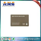 Кредитная карта RFID Сигнальный светодиодный индикатор блокировки всплывающих окон блокирует карту