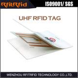 Tag RFID bon marché de résistance imprimable de fréquence ultra-haute pour Terperature élevé