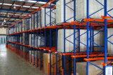 Racking d'acciaio registrabile professionale approvato di memoria del magazzino di iso