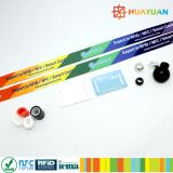 Event Management Concert 13,56MHz Passive RFID Woven Wristband
