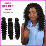 Cheveux Droits Brésiliens en Gros de la Couleur de Tonalité de Remy Deux de Vierge de Cheveux Humains de 100% #2/14 Omber (ST-065)